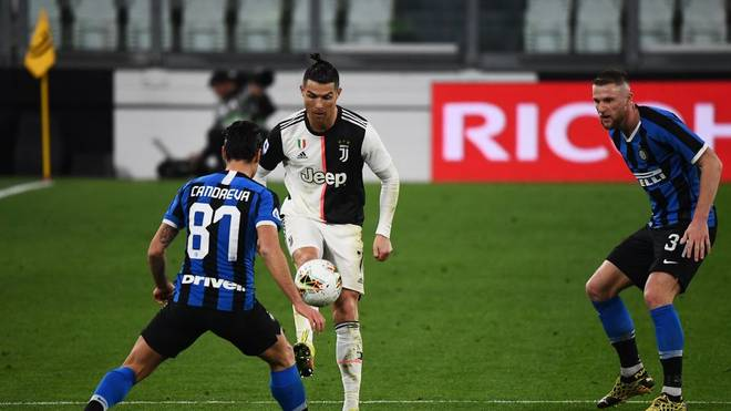 In der Serie A wurde zuletzt am 9. März gespielt