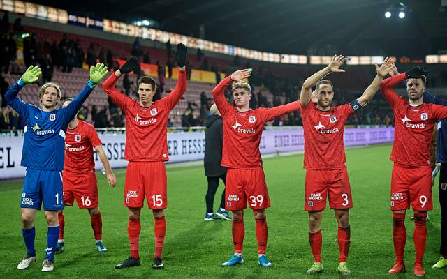 Die Spieler des dänischen Erstligisten können sich auf eine besondere Premiere einstellen