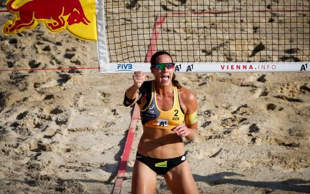 Die Beachvolleyball-Olympiasiegerin Kira Walkenhorst hat eine neue Partnerin gefunden