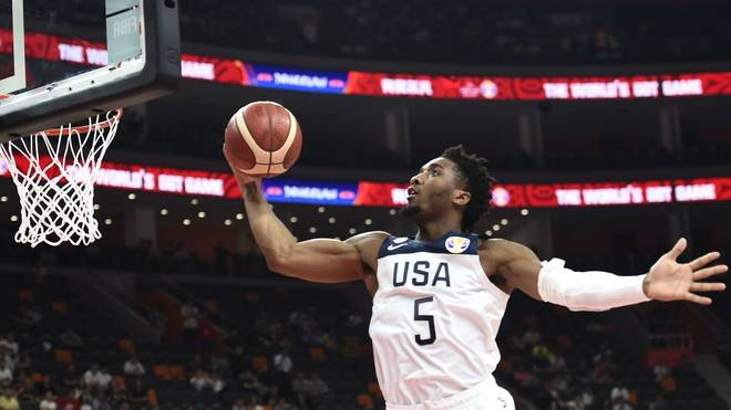 Die USA treffen in der Platzierungsrunde bei der Basketball-WM auf Serbien
