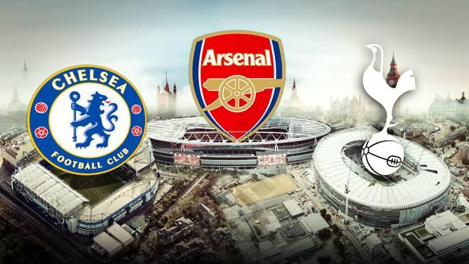 FC Chelsea, FC Arsenal, Tottenham Hotspur, Crystal Palace, Charlton Athletic, AFC Wimbledon. FC Fulham - Mit seinen zahlreichen Profi-Teams und Derbys kann man London als die Welthauptstadt des Fußballs bezeichnen