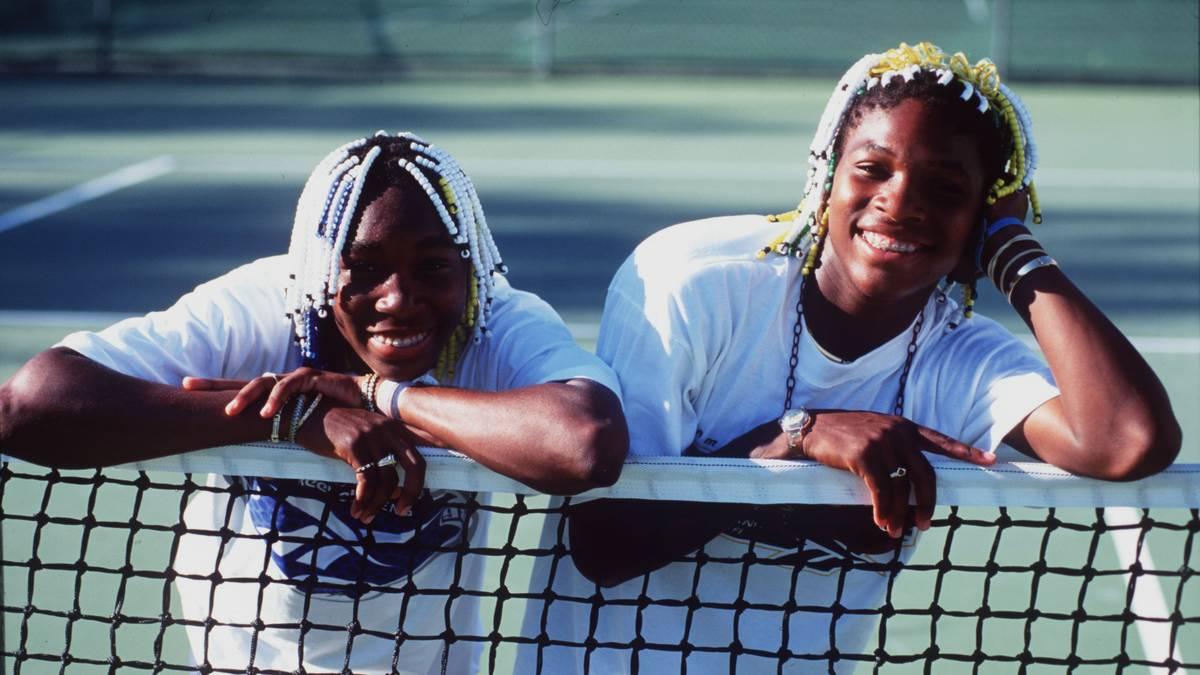 Serena Williams und Venus Williams