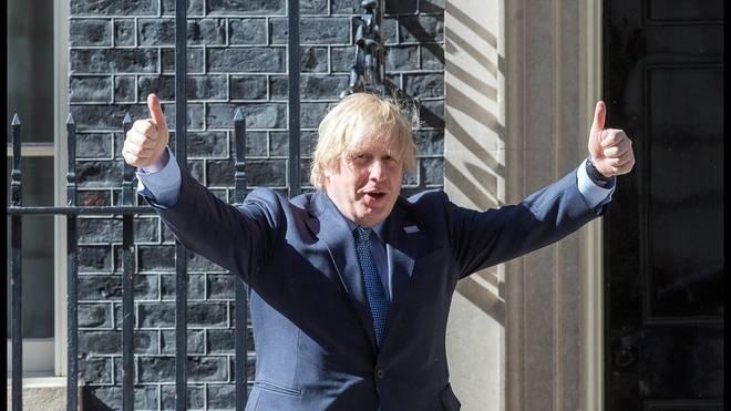 Boris Johnson will die Fans schon bald wieder in die Stadien lassen