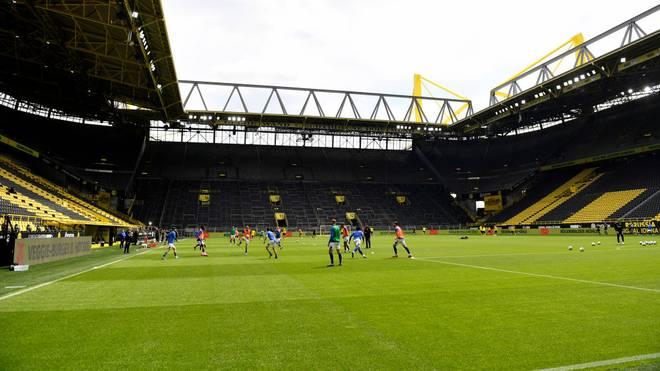 Borussia Dortmund hat den schönsten Rasen der Bundesliga