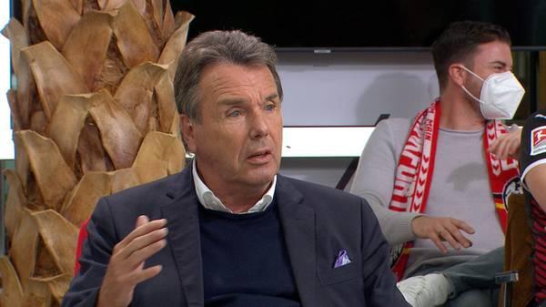 """""""Nicht zu tolerieren"""": Bruchhagen tadelt Kostic"""