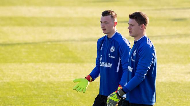Markus Schubert könnte Alexander Nübel im Tor der Schalker beerben