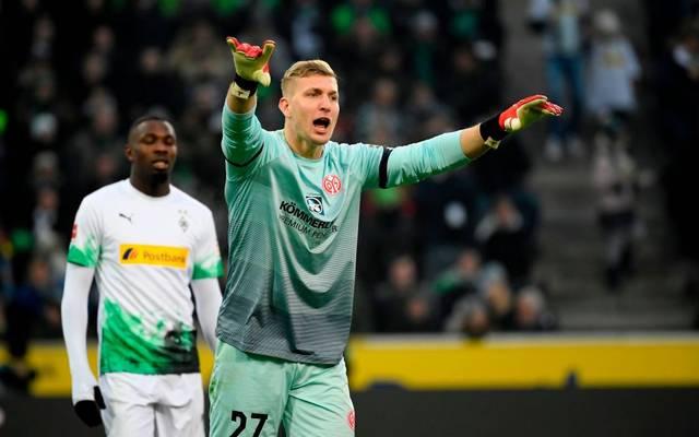 Robin Zentner bleibt Mainz 05 treu