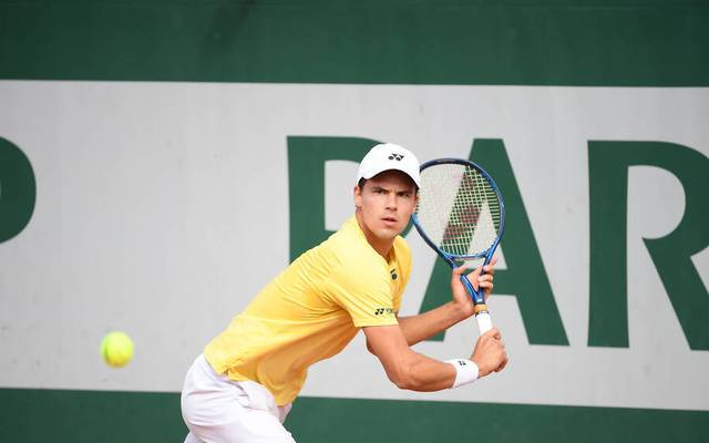 Daniel Altmaier will bei den French Open die nächste Überraschung und ins Achtelfinale