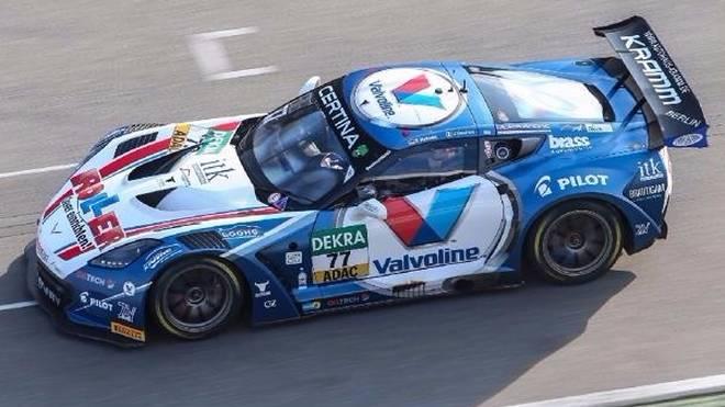 Dritte Pole der Saison für Jules Gounon auf der Callaway-Corvette