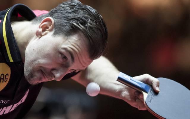 Am zweiten Tag der European Games hat auch Superstar Timo Boll seinen Auftritt