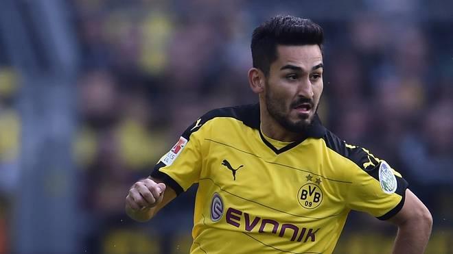 Ilkay Gündogan spielt seit 2011 beim BVB