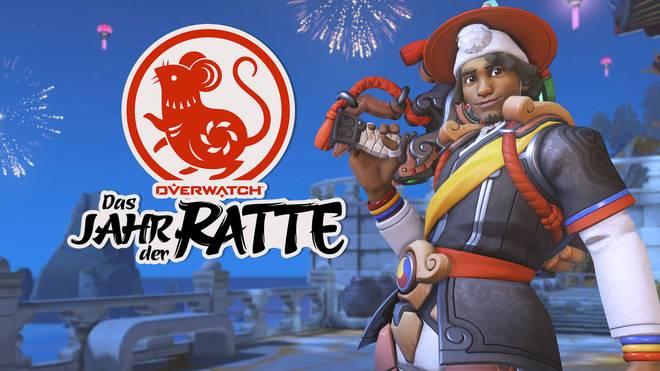 Overwatch-Event: Das Jahr der Ratte ist gestartet