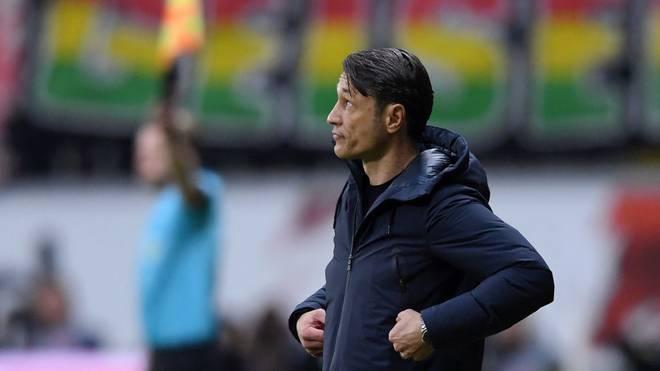 Niko Kovac wurde vom FC Bayern freigestellt