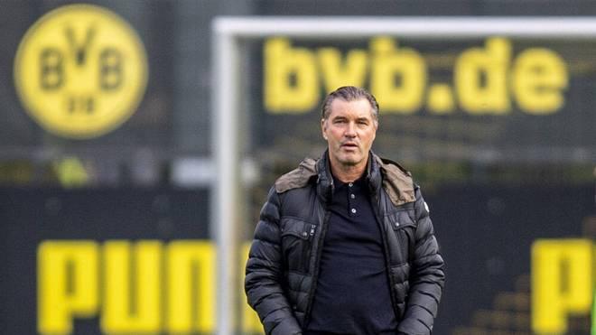 Michael Zorc ärgert sich über das Verhalten der BVB-Profis