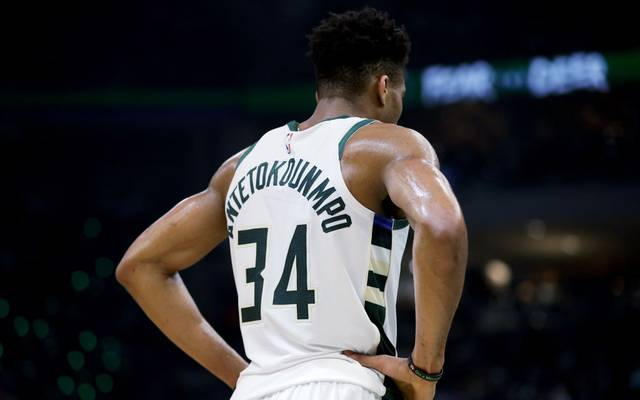 Giannis Antetokounmpo ist der Superstar der Milwaukee Bucks