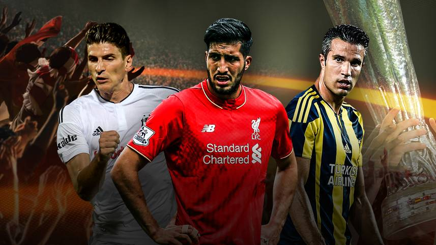 Die UEFA Europa League startet in die Gruppenphase, in der große Klubs mit genauso großen Namen antreten (Die UEFA Europa League ab sofort LIVE im TV auf SPORT1 und in unserem Sportradio SPORT1.fm).  SPORT1 zeigt, auf welche Spieler sich die Fans freuen können