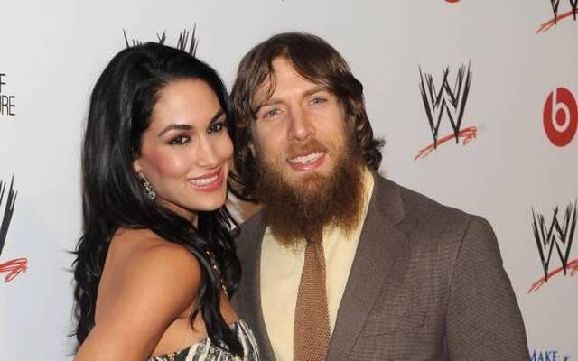 Brie Bella und Daniel Bryan lernten sich bei WWE kennen und lieben