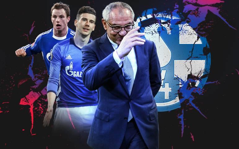 Der FC Schalke 04 steht durch die Coronakrise vor dem finanziellen Kollaps, erwartete schon vor der Epidemie ein Minus in zweistelliger Millionenhöhe. Teure Fehler der Vergangenheit schlagen nun doppelt durch. SPORT1 zeigt chronologisch, wie es mit S04 so weit kommen konnte