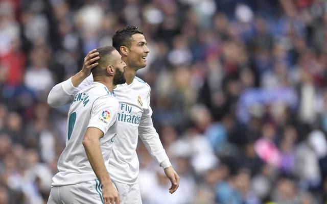 Karim Benzema, Cristiano Ronaldo