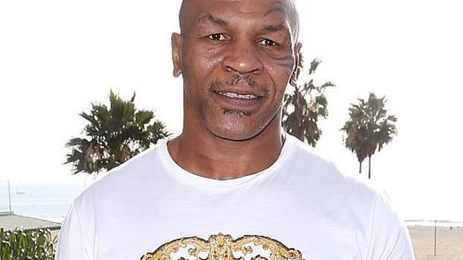 Mike Tyson hat offenbar keine Lust, eine Millionenwette zu starten.