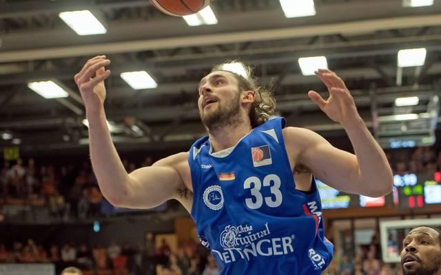 Marco Völler wechselt in die Beko BBL zu den Giessen 46ers