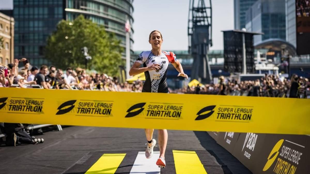 Jessica Learmonth gewann den Auftakt bei den Frauen