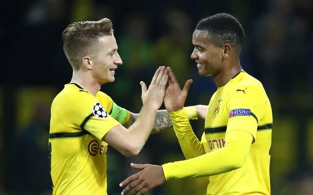 Borussia Dortmund empfängt Atletico Madrid zum Topspiel der Champions League
