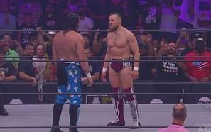 AEW: Wrestling-Spektakel mit Traummatch