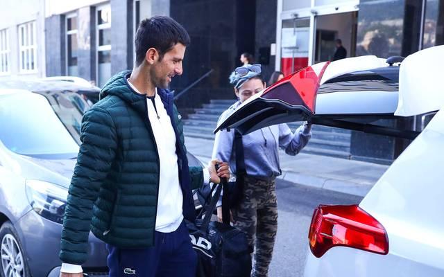 Novak Djokovic hat 17 Grand-Slam-Titel auf seinem Konto
