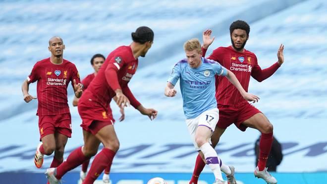 Liverpool kann in dieser Saison noch einige Rekord knacken