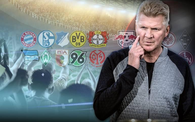 Endlich rollt in der Bundesliga wieder der Ball. SPORT1 wagt eine Prognose, wie die Abschlusstabelle am Ende der Saison aussehen könnte - und SPORT1-Experte Stefan Effenberg gibt seine Einschätzung zu den einzelnen Teams ab