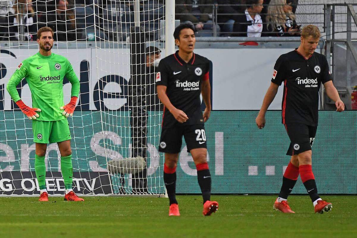 Eintracht Frankfurt gewinnt am 7. Spieltag gegen den FC Bayern München, das darauffolgende Spiel können die Hessen aber nicht gewinnen. Das passierte auch schon anderen Teams.