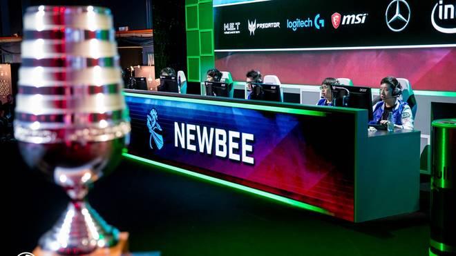 ESL One Genting 2018-Gewinner: Newbee.