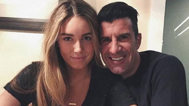 Daniela Figo ist die älteste Tochter von Luis Figo