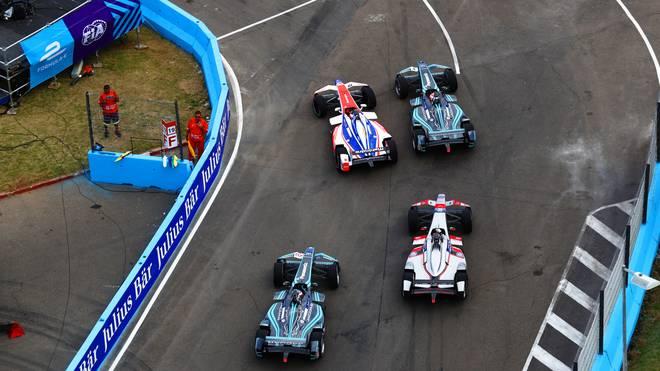 Die neue Formel-E-Saison verspricht jede Menge Spannung