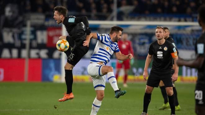 Der MSV Duisburg könnte am Samstag Platz eins verlieren