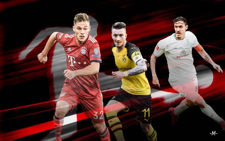Wer hat in der zu Ende gehenden Bundesliga-Spielzeit für Aufsehen gesorgt? Die DFL und EA Sports suchen das offizielle Bundesliga-Team der Saison. SPORT1 zeigt, welche Stars zur Wahl stehen