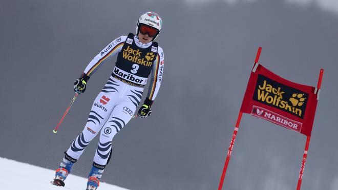 Nach dem Ausscheiden in Garmisch-Partenkirchen ist für Viktoria Rebensburg auch in Maribor frühzeitig Schluss