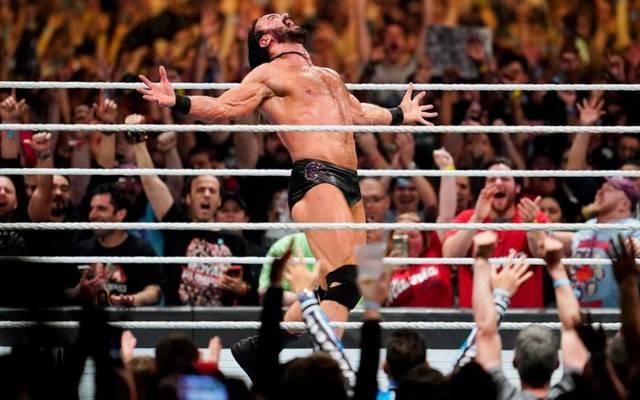 Drew McIntyre wurde 2014 noch von WWE entlassen
