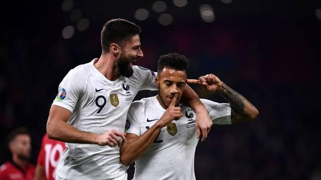 Bayern-Star trifft für Frankreich