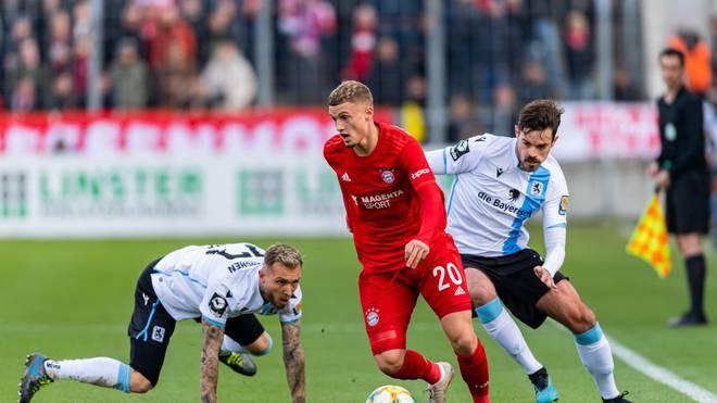 Michael Cuisance und die Reserve der Bayern verpassen einen Derby-Sieg gegen den TSV 1860 München
