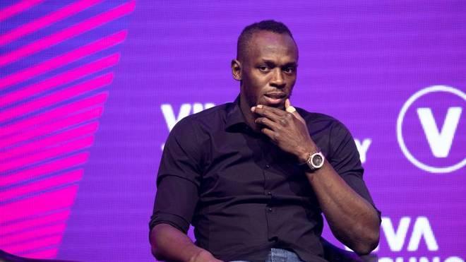 Usain Bolt wurde positiv auf COVID-19 getestet