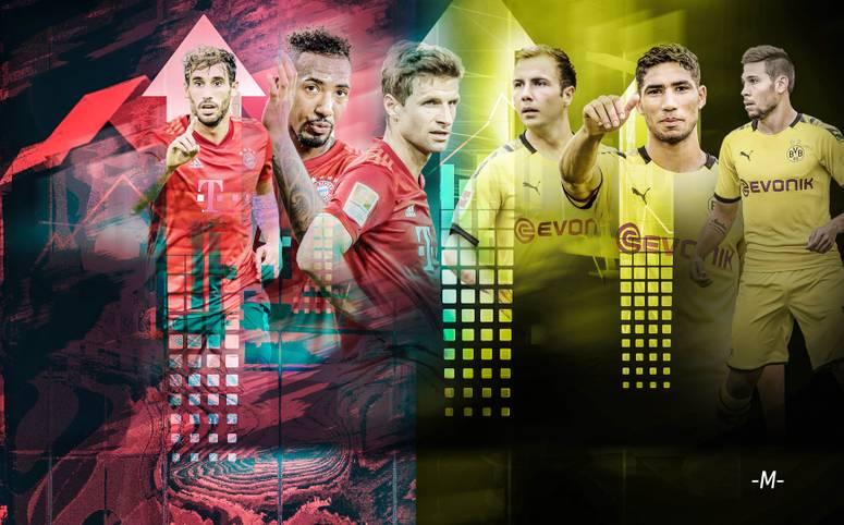 Der FC Bayern hat auf dem Transfermarkt nun doch noch zugeschlagen und seinen Kader auch in der Breite verstärkt. München oder Dortmund - wer hat die bessere Reserve, die am Ende einer langen Saison die Meisterschaft entscheiden könnte? Das Head-to-Head der Ersatzspieler