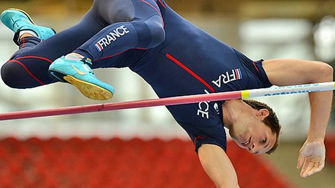 Renaud Lavillenie übersprang 6,03 Meter