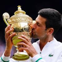 """Djokovic würdigt Konkurrenten: """"Sie sind der Grund..."""""""