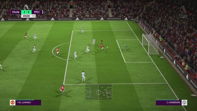 Gameplay FIFA18