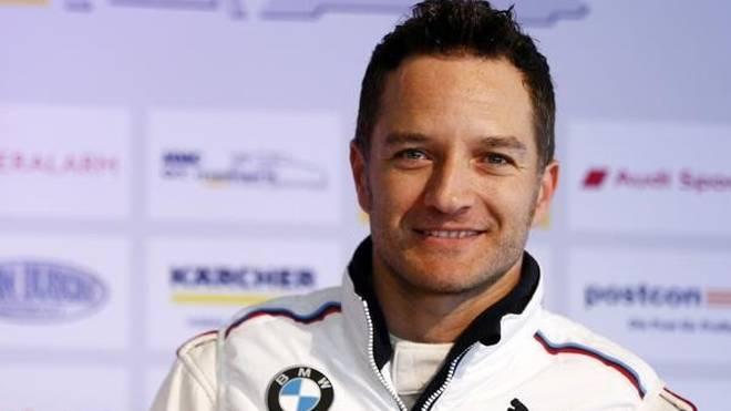 Timo Scheider freut sich auf den Saisonstart des GT-Masters