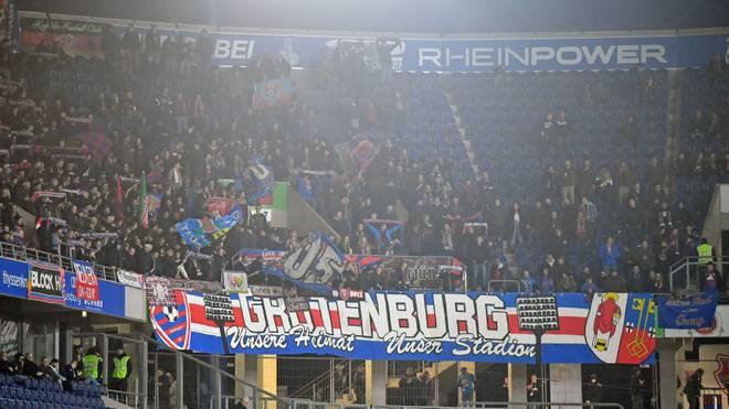 Die Fans des KFC Uerdingen müssen in Zukunft nach Düsseldorf reisen