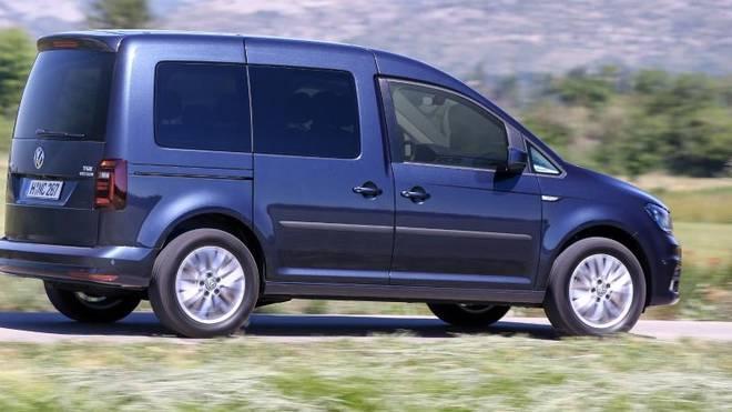 VW möchte den Erdgasantrieb pushen und bietet viele seiner Fahrzeuge auch damit an - unter anderem den Caddy