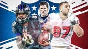 Für die anderen acht Franchises beginnen die Playoffs bereits am Wochenende - und der Traum vom Super Bowl könnte früh ausgeträumt sein. SPORT1 checkt die Teams und erklärt, wer sich Hoffnungen auf den großen Triumph machen kann - das Powerranking